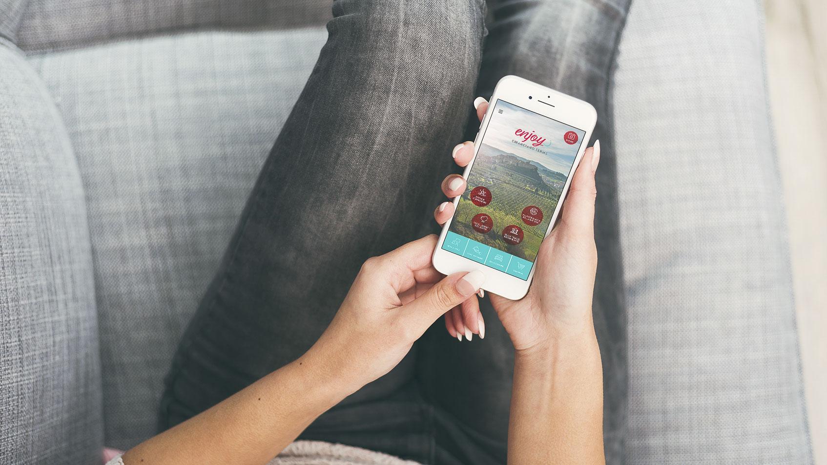 l'app per vivere Chianciano al 100%